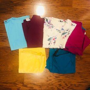 Women's Scrubs - pants and tops